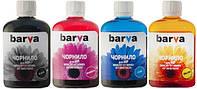 Комплект чернил Barva HP GT51/GT52, GT 5810/GT 5820, C/M/Y/K, 4 x 90 г чернил (GT5152-090-MP), краска для принтера нр
