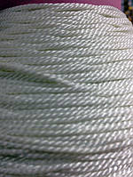 Нить капроновая (полиамидная) 1,8мм, текс 187 х 6