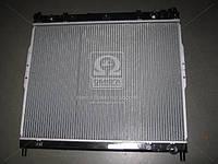 Радиатор охлаждения SSANG YONG REXTON (02-) 2.9 TD АТ (пр-во Nissens), 64318