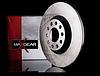 Диск тормозной передний левый VW Touareg. 2.5-5.0TDI/3.2-6.0i Max