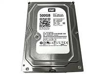 "Жесткий диск для компьютера 500 Гб Western Digital, SATA 3, 16Mb, 7200 rpm (WD5000AAKX), винчестер 3.5"" 500 Gb"