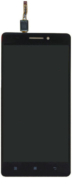 Модуль LENOVO A7000 (Plus, Turbo), K3 Note (K50-T3s) black (оригинал) дисплей экран, сенсор тач скрин для телефона смартфона