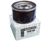 Фильтр масляный Renault Dokker (Рено Докер) - 1.6 Mpi (K7M). Оригинал Renault - 7700274177
