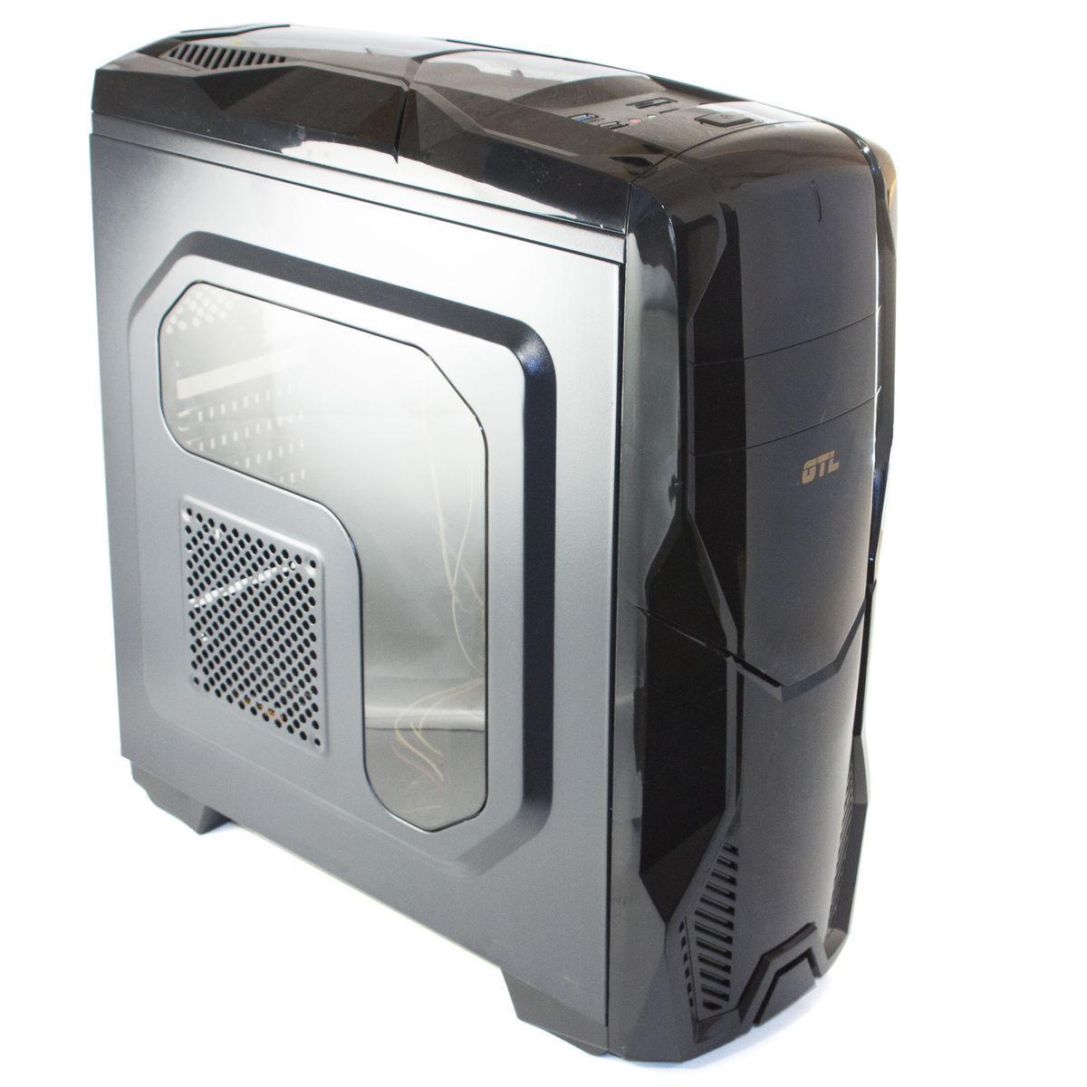 Корпус GTL Gaming K1 Black