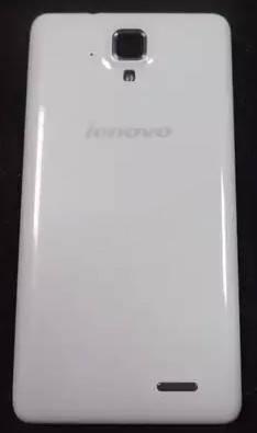 Задняя крышка Lenovo A536 white, сменная панель, фото 2