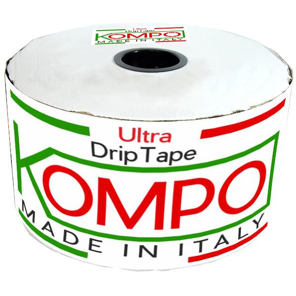 Капельная Лента Kompo Италия 1000 Метров Расстояние 20 Сантиметров Компо Эмиттерная