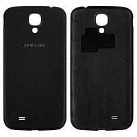 Задняя крышка Samsung Galaxy S4 i9500 черная , сменная панель самсунг
