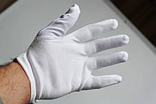 Реквизит для фокусов   Огненные перчатки (белые), фото 3