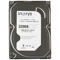 "Жесткий диск для компьютера 320 Гб i.norys, SATA 2, 8Mb, 5900 rpm (INO-IHDD0320S2-D1-5908), накопитель винчестер HDD 3.5"" 320 Gb для ПК"
