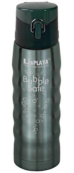 Термос 0,5 л La Playa Bubble Safe сірий