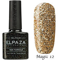 Гель лак ELPAZA Magic Stars 12 Мечта Принцессы 10 мл