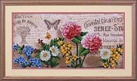Набор для вышивки бисером Ароматы Франции №2 Б-028 МК
