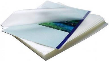 Пленка А4 (216x303), 100 micron (50/50), Glossy, 100 листов