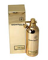 Женская парфюмированная вода Montale Pure Gold 100ml(tester)