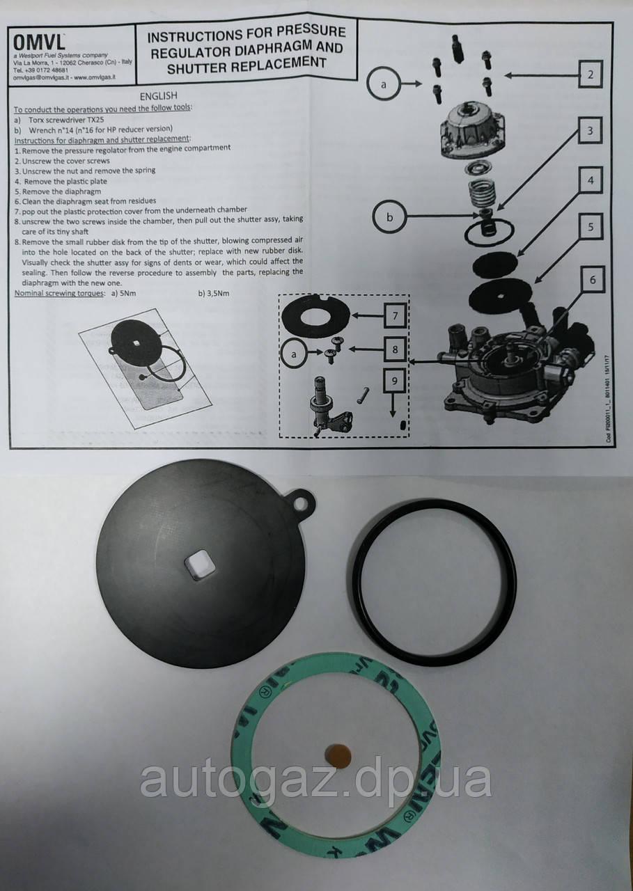Ремкомплект OMVL CPR (шт)