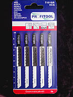 Пилочки для электролобзика T101BR