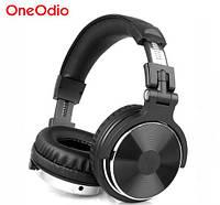 Наушники OneOdio Professional Studio DJ с микрофоном HIFI (черные)