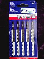 Пилочки для электролобзика T101D