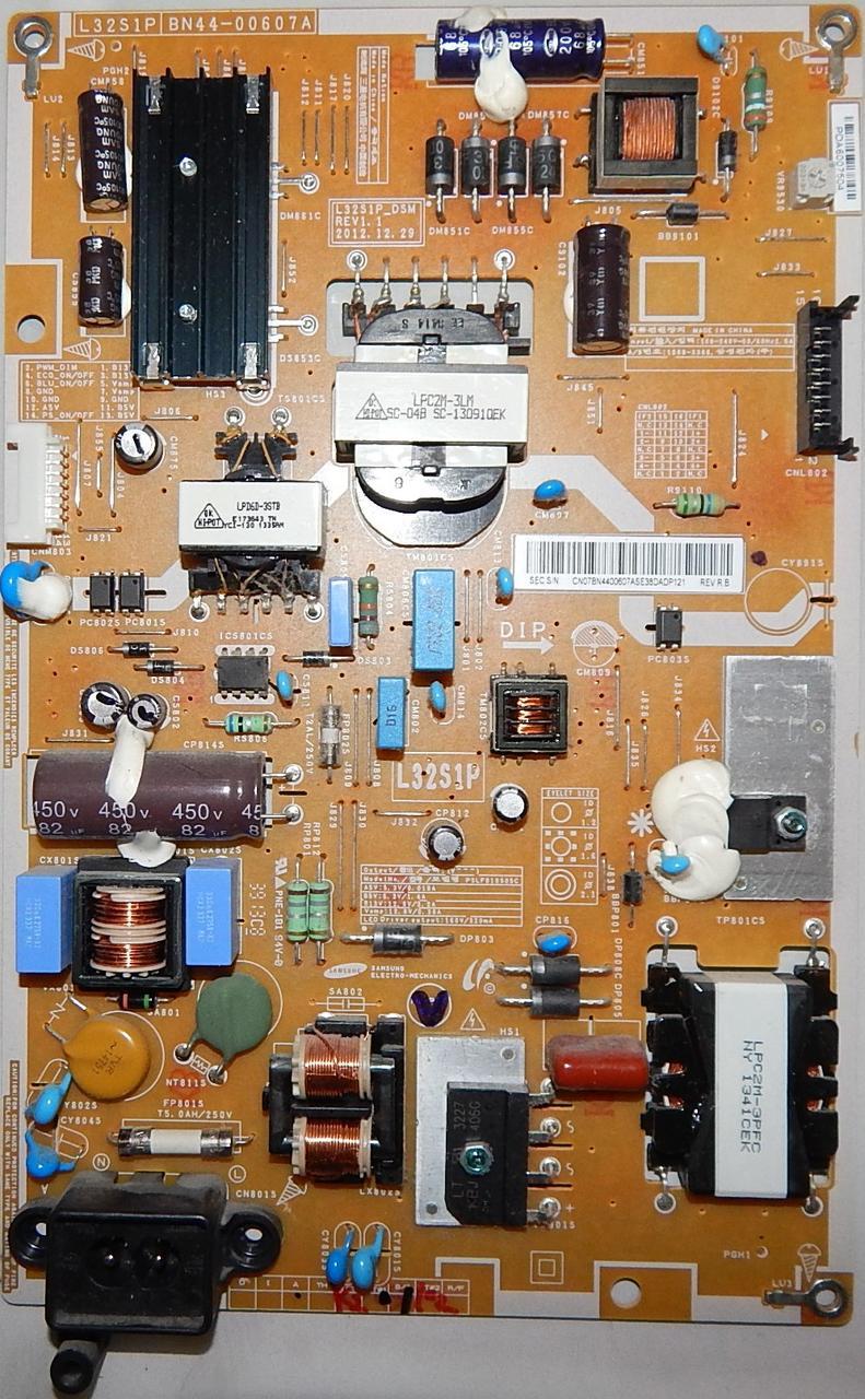 Блок живлення BN44-00607A до телевізора SAMSUNG UE32F5570SS