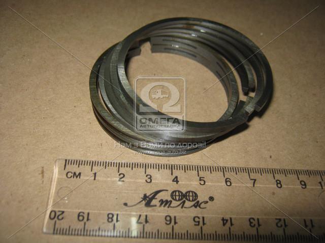 Кольца поршневые компрессора (61,2) КАМАЗ,ЗИЛ (к-кт на 2 поршня) пр-во МЕХАНИК PRSPL 130-3509167