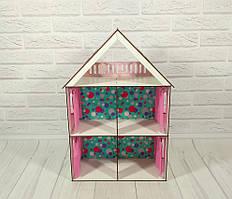 Ляльковий будиночок для LOL LITTLE FUN maxi + шпалери 2105 Fana