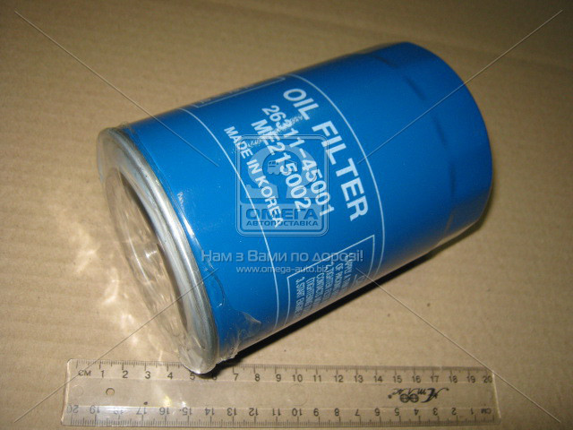 Фильтр масляный HYUNDAI HD-65/72 2631145010 (пр-во ONNURI) GFLH-007