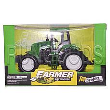 "Машинка Трактор ""Farmer"", фото 3"