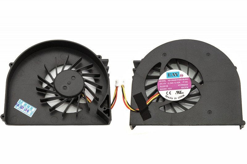 Вентилятор Dell Inspiron 15R N5110 Original 3 pin