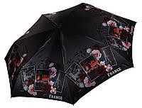 Женский зонт Три Слона САТИН ( полный автомат, ЛЕГКИЙ ) арт.363-21, фото 1