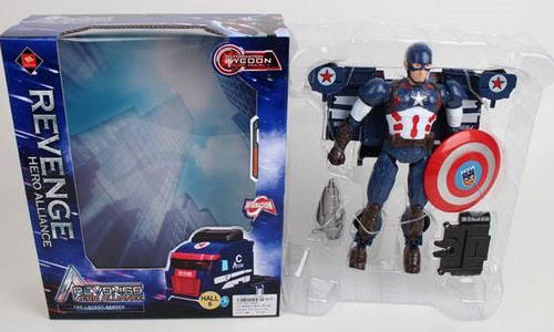 Трансформер Revenge: Капитан Америка