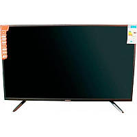 Плазменный телевизор  Grunhelm GTV43T2FS / Smart TV WiFi / DVB-T2/DVB-С