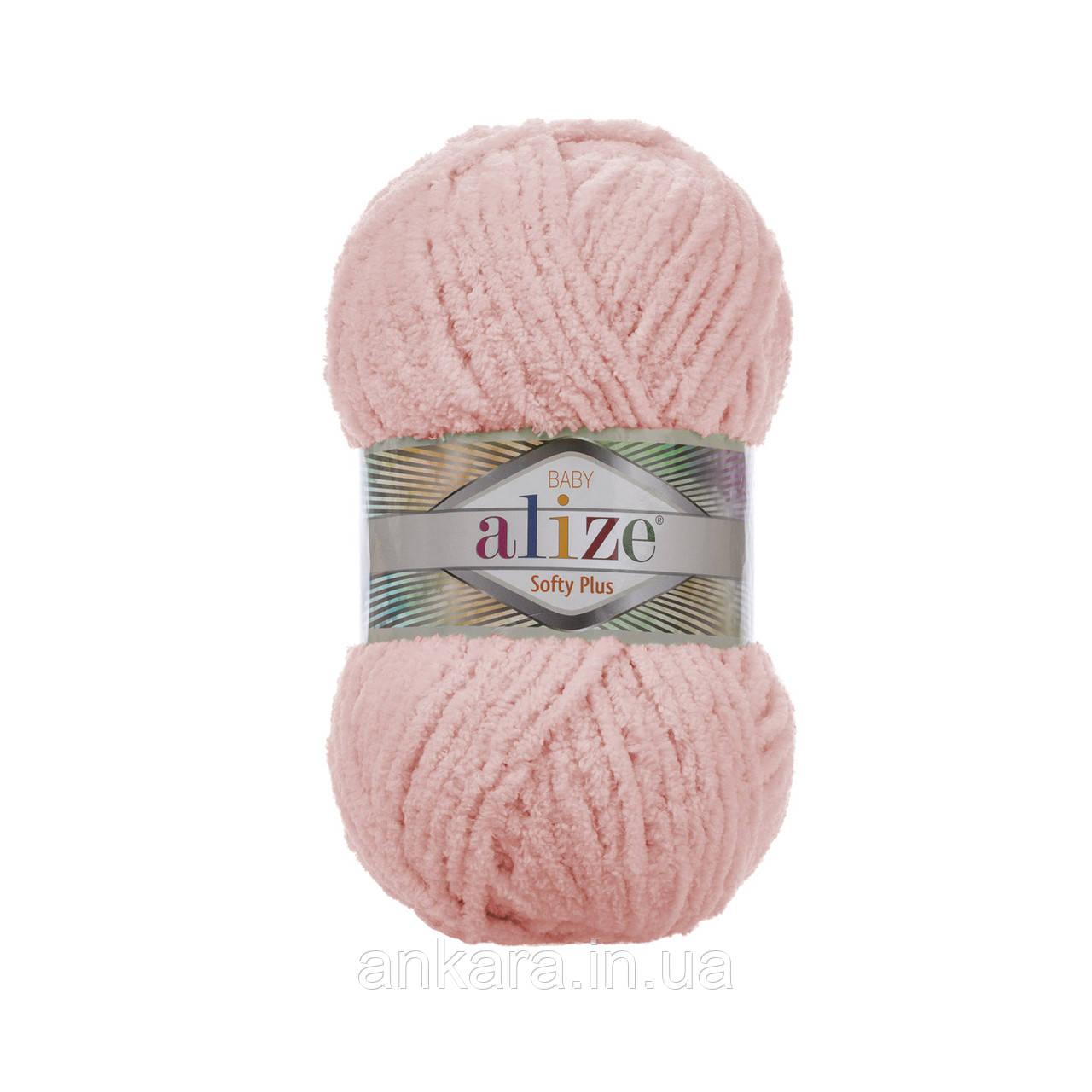Пряжа  Alize Softy Plus 340