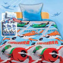 Комплект постельного белья Самолеты