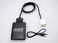 Адаптер для MP3 Yatour YT-M06 HONDA HON2F USB/SD/AUX Эмулятор CD чейнджера цифровой чейнджер, фото 1