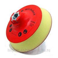 3М™ 09553 Оправка-полировальник для резьбы 5/8 дюйма 125 мм Hookit