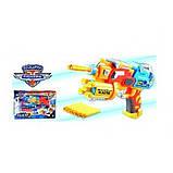 Детский игрушечный пистолет с мягкими пулями 24,5*16,5*5, фото 3