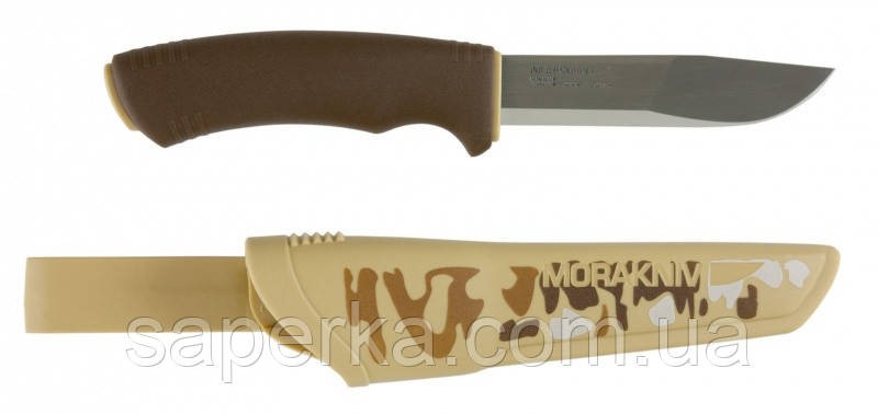Нож Mora BushCraft Desert Camo 11832