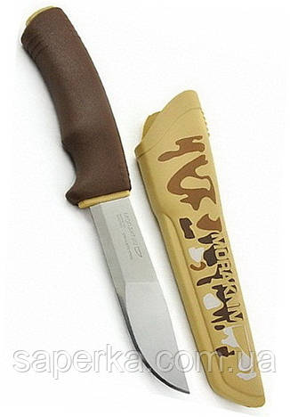 Нож Mora BushCraft Desert Camo 11832, фото 2