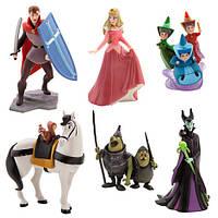 Игровой набор с фигурками Аврора Спящая красавица Disney