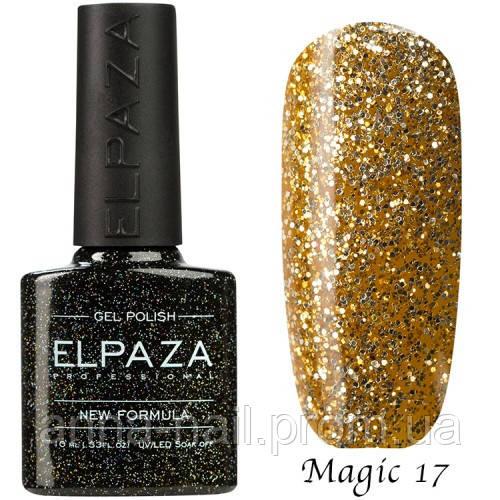 Гель лак ELPAZA Magic Stars 17 Нефертити 10 мл