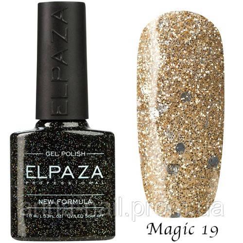 Гель лак ELPAZA Magic Stars 19 Осенний Листопад 10 мл