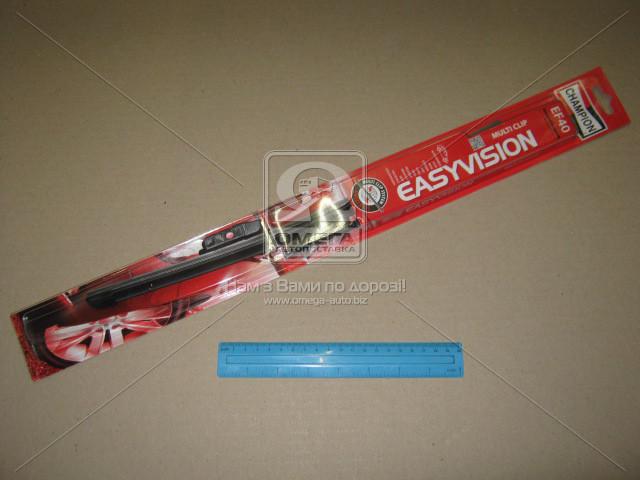 Щетка стеклоочистит. 400 мм бескаркасная (Multi Clip) (пр-во CHAMPION) EF40/B01