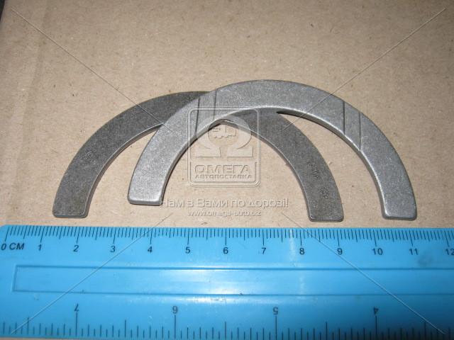 Полукольца упорные FIAT/LADA 1.3/1.4/1.6 182A4/182B6 (пр-во GLYCO) A195/2 0.10MM