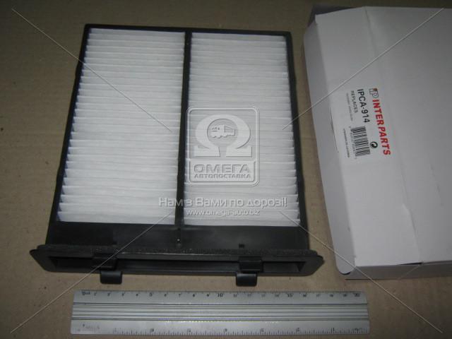 Фильтр салона SUZUKI SX4 (пр-во Interparts) IPCA-914