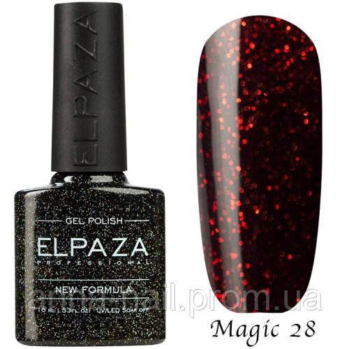 Гель лак ELPAZA Magic Stars 28 Артемида 10 мл