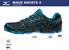 Кроссовки Mizuno Wave Hayate 4 J1GJ1872-09, фото 2