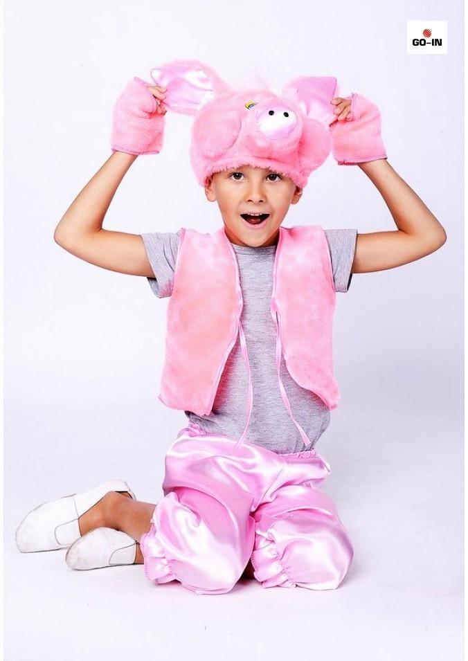 Детский карнавальный новогодний костюм Поросенка