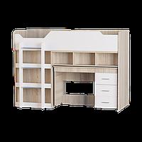 Кровать чердак Микс (1930x960x1370)