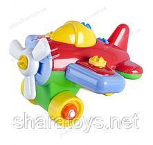 Детский самолёт - конструктор