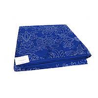 Покрывало Fancy Nancy 150 x 175 см Синее, КОД: 144556